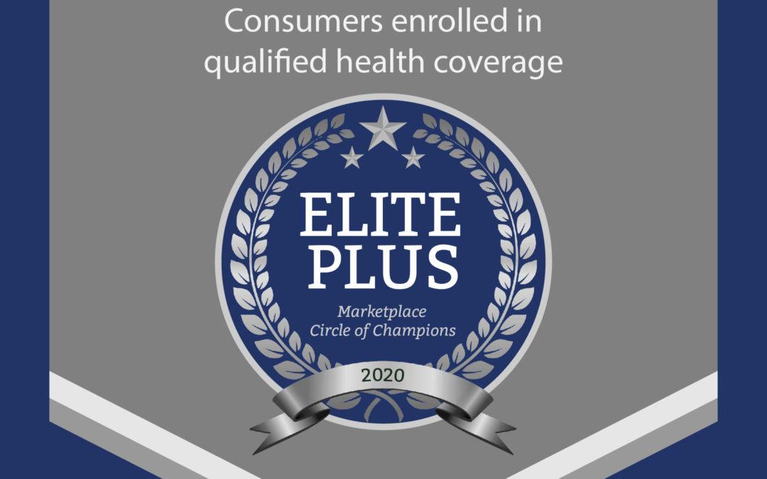 2020 Elite Plus Marketplace Circle of Champions